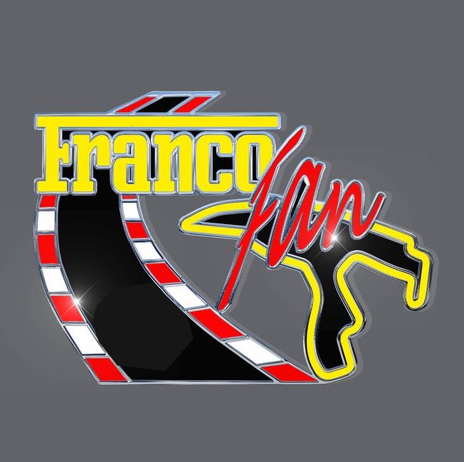 Franco fan 1 gris