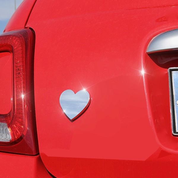 Coeur chrome 2