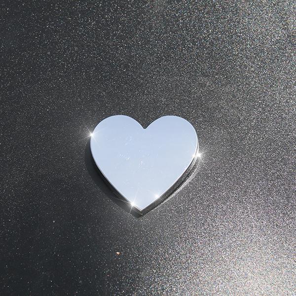 Coeur chrome