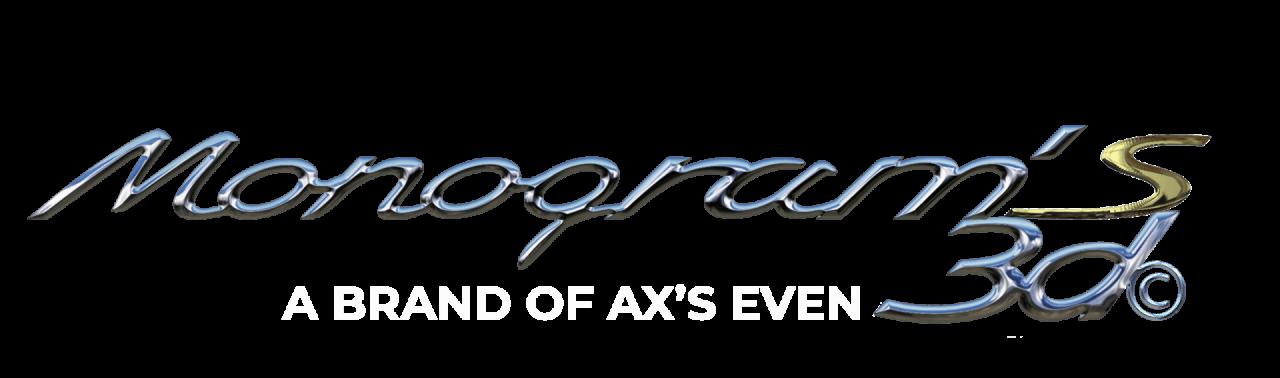 monograms3d